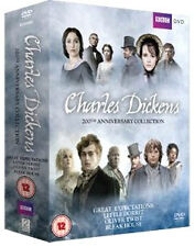CHARLES DICKENS 200TH ANNIVERSARY COLLECTION - DVD - REGION 2 UK