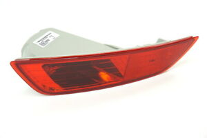Rear Bumper Reflector Genuine Volvo XC60 Left Hand 30763322