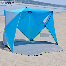 Westfield Pop up Shelter Tent with Windows Camping Fishing Beach Shade Canopy