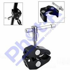 Phot-R Magic Friction Arm Super Crab Clamp Articulating Pliers Clip 5cm Holder
