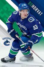 BO HORVAT - VANCOUVER CANUCKS POSTER - 22x34 - NHL HOCKEY 16303
