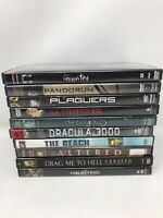 LOT 10 Horror Movie DVDs: The Uninvited, Ring Two, Plaguers, Altered, Haunting