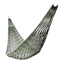 Hammock Mesh Camping Net Swing Hanging Chair for Outdoor Beach Garden Sleeping