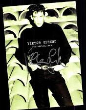 Viktor Gernot Autogrammkarte Original Signiert ## BC G 12486