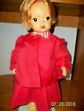 Vintage Terri Lee Doll in Tagged  Outfit Project Doll