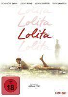 Lolita Melanie Griffith Jeremy Irons Frank Langella DVD Nuevo