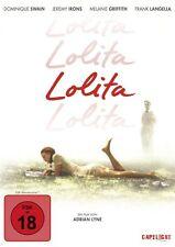 LOLITA Melanie Griffith JEREMY IRONS Frank Langella DVD nuovo