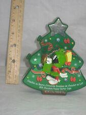 Christmas Tree Box with Detachable Christmas Key Chain