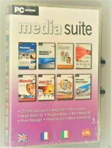 Movie Edit Pro Music/MP3/Ringtone Maker SE Photo Manager Creator 7 Web Creation