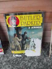 Butler Parker Sammelband Nr. 8: 3 x Butler Parker