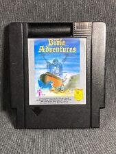 Bible Adventures Nintendo Entertainment System NES NTSC Game Cart Only