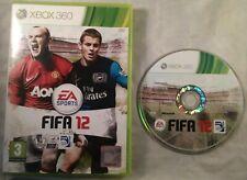 FIFA 12 en caja (MICROSOFT XBOX 360)