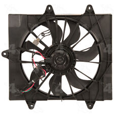 Auxiliary Fan Assembly For 2004-2005 Chrysler PT Cruiser 2.4L 4 Cyl Turbocharged