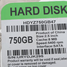 750GB 2.5inch SATA Internal Hard Disk Drive HDD for PC Laptop