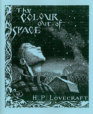 H. P. Lovecraft: Colour Out of Space - Illustrated by Eckhardt!