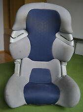 Original BMW Kindersitz mit Isofix Junior Seat I-II Grey-blue 9-25kg Auto Kind