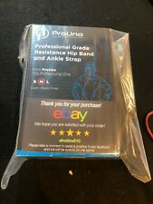 ProUno Professional Grade Resistance Hip Band and Ankle Strap - Medium New Box