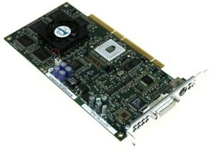 3DLabs XVR-600 GRAPHICS ACCELERATOR 128MB 54-001047-001 PCI