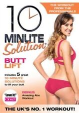 10 MINUTE SOLUTION - BUTT LIFT - UK'S No1 Workout-Fitness-Weight Loss NEW