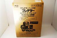 Predator Complete Blu-ray Collection 4-Disc with Predator head [Blu-ray] JP