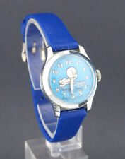 Vintage 1970's wind-up Casper the Ghost Cartoon Comic Character Watch by Bradley