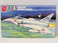 E.F.A. European Fighter Aircraft 1/72 Scale AMT model kit 8811