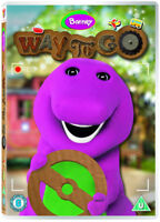 Barney: Way to Go DVD (2010) Barney cert U ***NEW*** FREE Shipping, Save £s