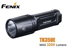 New Fenix TK35 UE Ultimate Edition 2018 Cree XHP70 3200 Lumens LED Flashlight