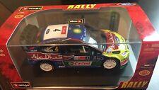 BURAGO Rally Collection 2010 Ford Abu Dhabi World Rally 1:32 Jari-Matti Latvala