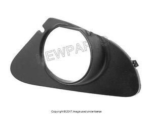 For BMW E63 E64 645Ci 650i Front Driver Left Fog Light Trim Bumper Cover OES