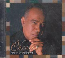 Cheo Feliciano En La Intimidad CD New Sealed