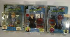 The Muppet Show Palisades action figure lot Waldorf Clifford  Link Hogthrob