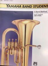 Yamaha Band Student Band Method Book 2 for Baritone T.C.