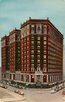 Postcard Hotel Syracuse, Syracuse, NY