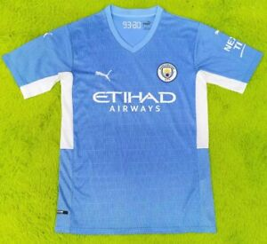 21-22 Manchester City Home Jersey