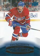 Max Pacioretty #5 - 2015-16 Overtime - Base Blue