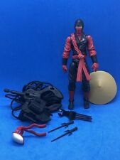 GI JOE NINJA SHOWDOWN RETALIATION RED NINJA V5 LOOSE COMPLETE