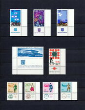 (ALIS 132) Israel 1966 MNH TAB