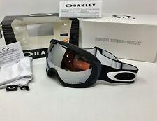 Oakley® Canopy™ ASIAN FIT Goggle OO7081-24 HDO® PRIZM™ SNOW BLACK IRIDIUM, Large