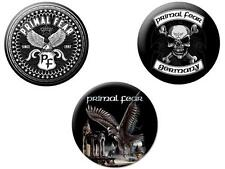 Primal Fear - Button-Set - Buttons - Badges - Neu
