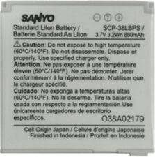 NEW OEM SANYO SCP6780 SCP-6780 Innuendo SCP-38LBPS Original BATTERY