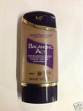 Max Factor Balancing Act Skin Balancing Makeup 35ml/1.2fl Oz Sable #12 New.