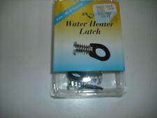 RV - Motorhome /  Exterior Water Heater Door Latch - Pack of 2 - Fits all Brands