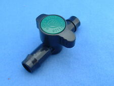 """½"""" Barbed Drip Irrigation Poly Hose Shutoff and Throttling Valve (bag of 1)"""