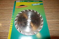 HM Kreissägeblatt für Hand Kreissäge  Wolfcraft  160  /  20  /  Z = 20