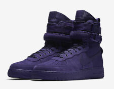 Mens Nike SF AF1 864024-500 Court Purple/Court Purple NEW Size 18