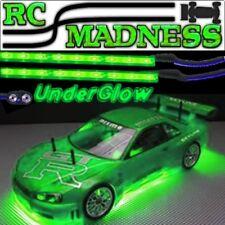 RC Car Under Glow UnderBody LED Lighting KIT Neon Truck UnderSide Chassis 9v UK