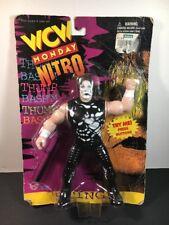 NIP 1997 WCW Monday Nitro Sting Vibrating Action Figure