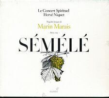 Marin marais SEMELE CD Notre Dame du Liban Paris