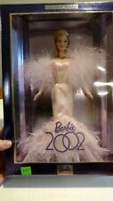 Mattel Barbie Doll #53975 2002 Collector Edition Pink New Year's Eve Gown. NRFB.